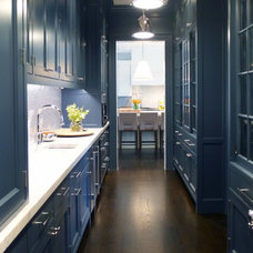 Contemporary Kitchen by Elemental Interiors