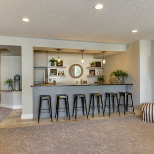 75 Beautiful Galley Wet Bar Pictures Ideas October 2020 Houzz
