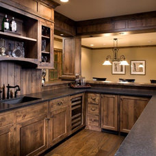 Craftsman Home Bar by Stonewood, LLC