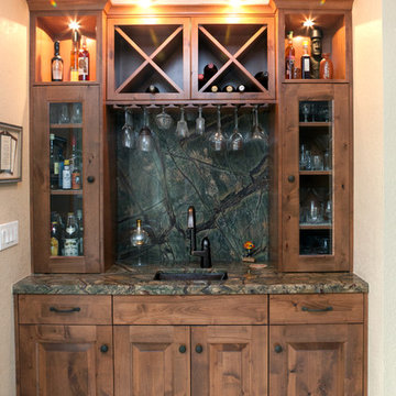 Featured Bar area