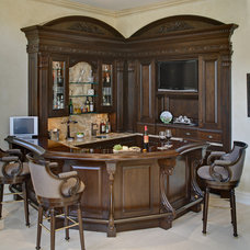 Traditional Living Room by Culin & Colella, Inc.