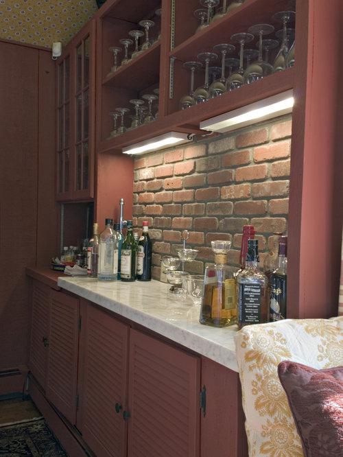 Angolo bar in campagna bridgeport foto idee arredamento for Idee angolo bar