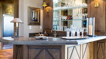 French Flair Wet Bar