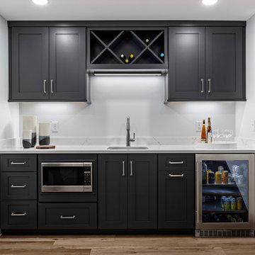 Fresh Home Redesign in Ann Arbor, Michigan