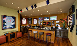Game room/Man cave