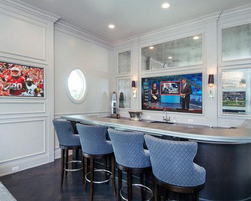 Traditional Home Bar Ideas Amp Design Photos Houzz
