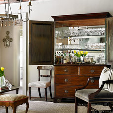 Traditional Living Room by J. Healey Interiors