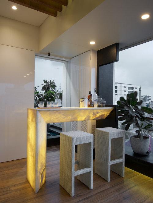 Contemporary Home Bar Design Ideas Renovations Photos