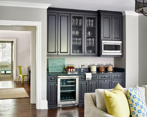 Home Bar Design Ideas Houzz: Best Traditional Home Bar Design Ideas & Remodel Pictures