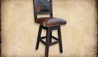 Hacienda Western Bar Stool