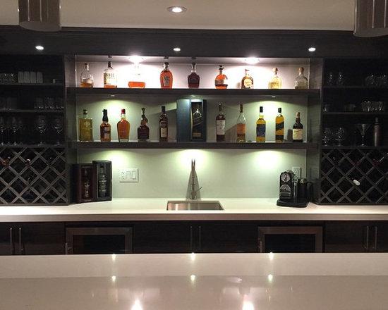 Wonderful SaveEmail. Dsk Kitchens. 12 Reviews. High Gloss Modern Basement Bar