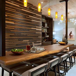Moderne Hausbar in Sonstige