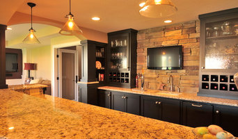 Home Bar - Lower Level Finishing - Prior Lake, MN