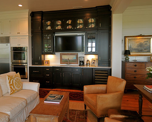 Black wet bar home design ideas pictures remodel and decor for Wet bar decor