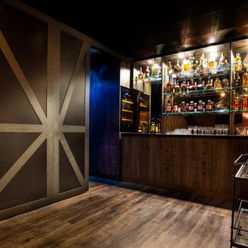 Home Wine/ Bar room