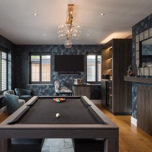 Horsforth Home Bar & Entertainment room
