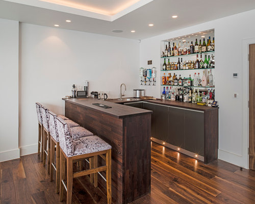 Home bar home design ideas pictures remodel and decor Home bar layout and design ideas