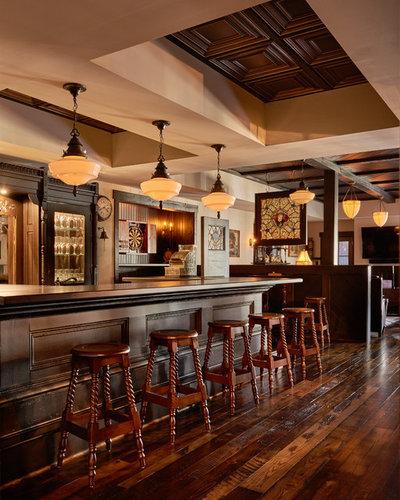 basement of the week an irish pub in north carolina. Black Bedroom Furniture Sets. Home Design Ideas