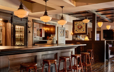 Basement of the Week: An Irish Pub in North Carolina