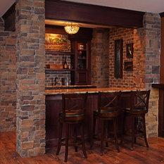 Greg Page Photography & Irish Pub Style Home Bar Ideas u0026 Photos | Houzz