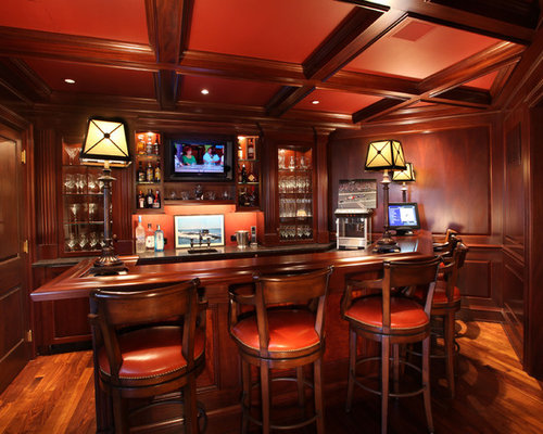Restaurant Bar Design Ideas | Houzz