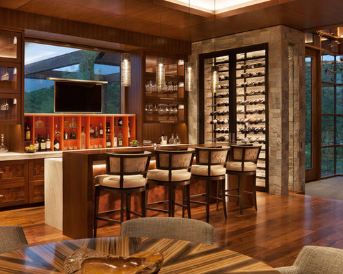 Best 30 Luxury Contemporary Home Bar Ideas Houzz