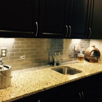 Kitchen Updates with Back Splashes