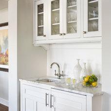 Traditional Kitchen by Liz Schupanitz Designs