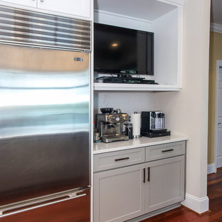 Lake View Kitchen Remodeling