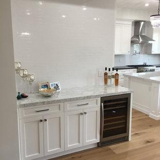 Landscape, Great Room & Kitchen Remodel - Encino