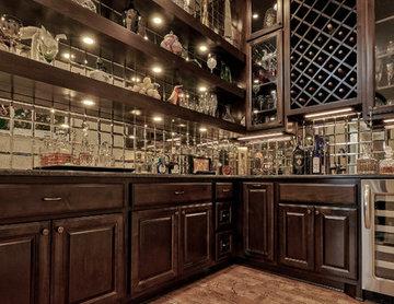 Las Campanas Wine Room Addition