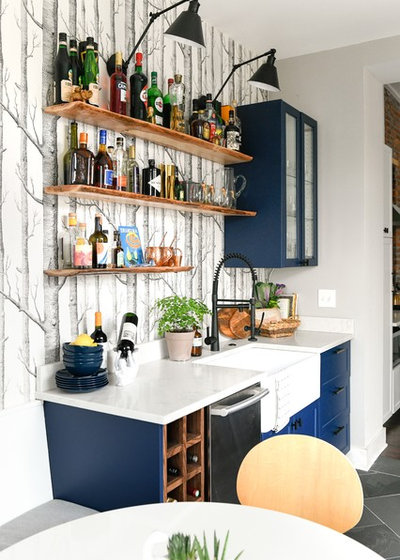 Fusion Home Bar by Katy Popple Design