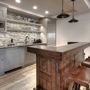 Lochwood-Lozier Traditional Custom Home in Clyde Hill
