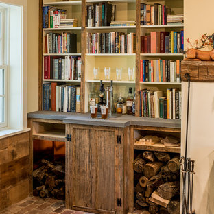 75 Most Por Brick Floor Home Bar with Soapstone Countertops ... Soapstone Countertops Greenville Sc on gray limestone countertops, copper countertops, concrete countertops, black countertops, butcher block countertops, granite countertops, obsidian countertops, paperstone countertops, agate countertops, hanstone countertops, silestone countertops, kitchen countertops, quartz countertops, stone countertops, bamboo countertops, metal countertops, marble countertops, slate countertops, corian countertops, solid surface countertops,