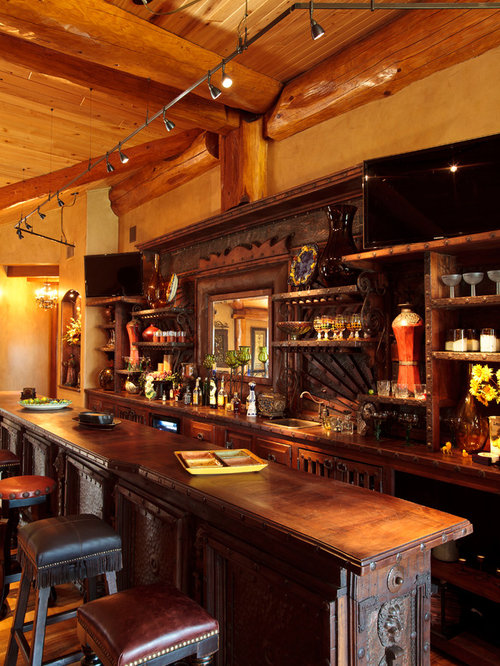 Western Bar Houzz