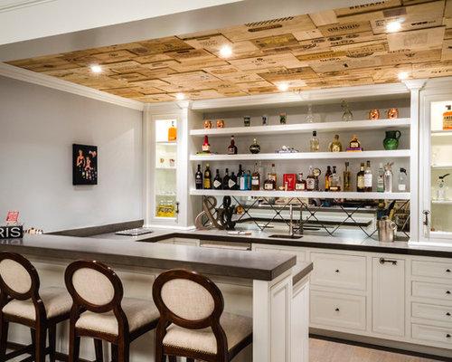 Home Bar Design Ideas Houzz: Home Bar Design Ideas, Remodels & Photos