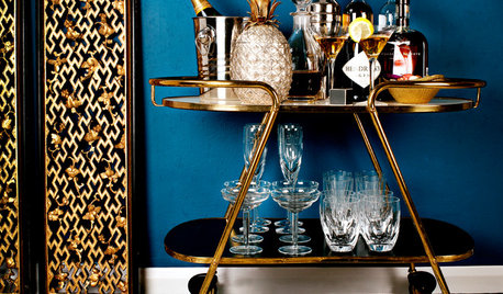 All Aboard the Finest Cocktails Stations for Festive Entertaining