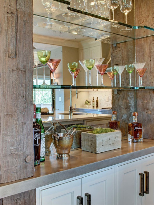 glass shelves bar ideas pictures remodel and decor