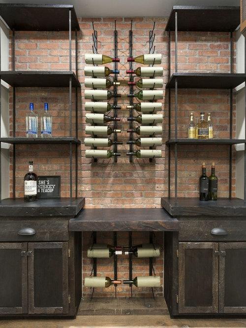mittelgro e rustikale hausbar einrichten ideen design. Black Bedroom Furniture Sets. Home Design Ideas