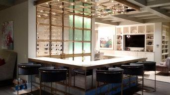Marble Falls, TX  Estate - Wine Cellar