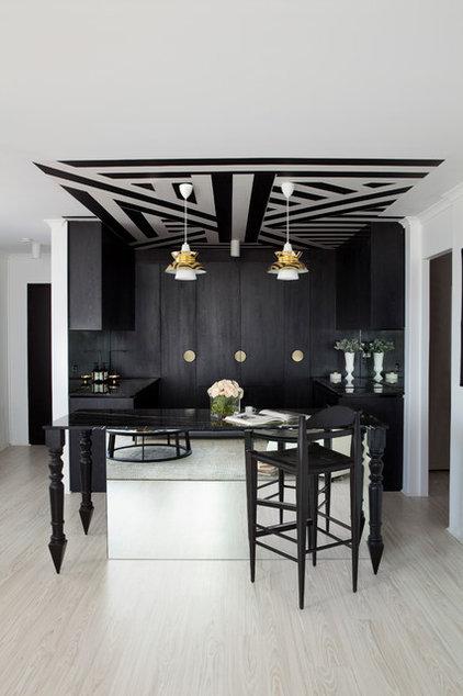 Modern Living Room by James Dawson Interiors