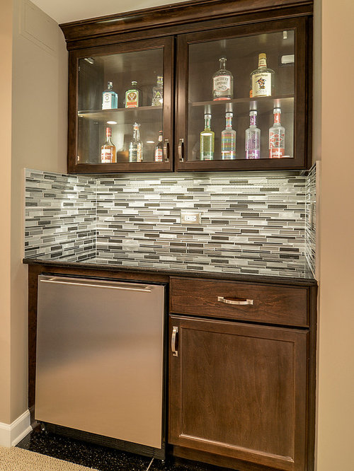 Affordable Home Bar Design Ideas Renovations Photos With Marble Flooring