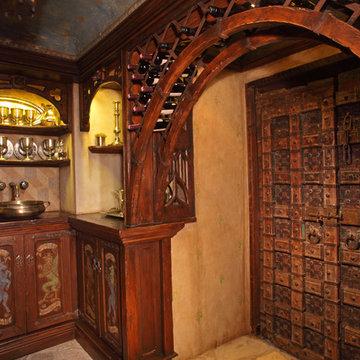 Ming Dynasty Condominium Remodel