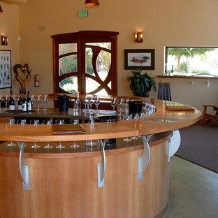 75 Most Popular Modern San Luis Obispo Home Bar Design Ideas For
