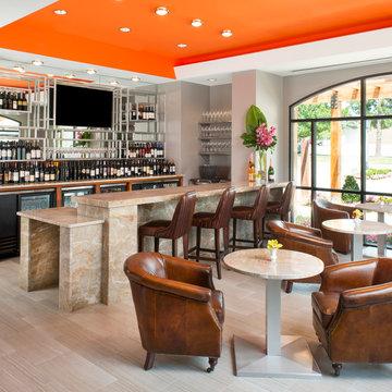 Modern Bar Room