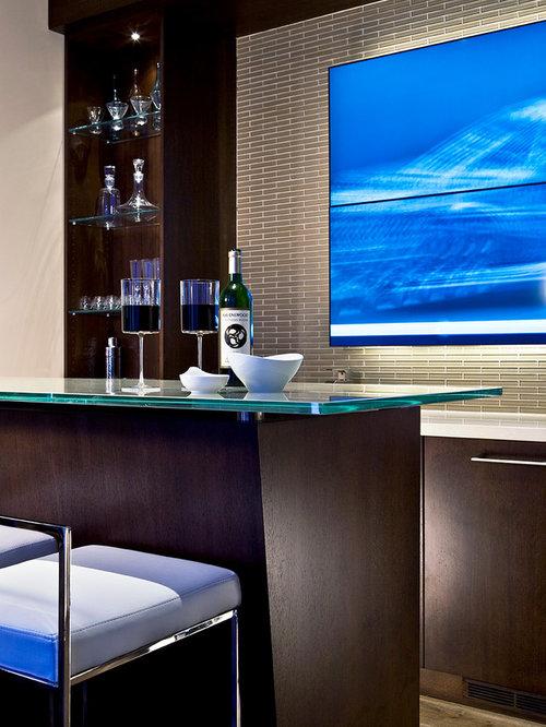 moderne hausbar mit quarzit arbeitsplatte einrichten ideen design bilder. Black Bedroom Furniture Sets. Home Design Ideas