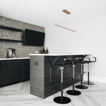 Modern Glam Custom Home