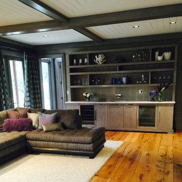 Modern, Open Layout Home