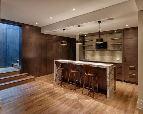 Fotos de bares en casa dise os de bares en casa modernos for Bares modernos de madera
