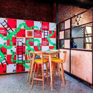 MTV FLYP CAFÉ